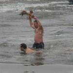 Пливање за Часни крст у Белој Води код Крушевца