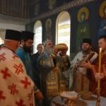 Света Архијерејска Литургија у Здравињу код Крушевца