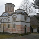 Света Архијерејска Литургија у параклису манастира Руденице
