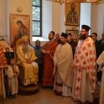 Света Архијерејска Литургија у Мајдеву