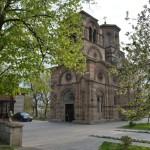 Литургија Пређеосвећених Дарова у цркви Лазарици