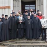 Света Архијерејска Литургија у Трстенику на Васкрсни Четвртак