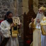 Света Архијерејска Литургија у манастиру Лепенац код Бруса