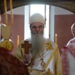 Света Архијерејска Литургија у Церови код Крушевца