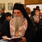 Свечано бденије уочи Покрова Пресвете Богородице у манастиру Мрзеница