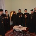 Митрополити Антиохијске Патријаршије посетили манастир Љубостињу у цркву Свете Тројице у Трстенику