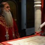 Света Литургија на празник светог Игнатија Богоносца у Саборној цркви у Крушевцу