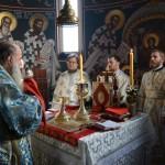 Архијерејска Литургија на Сабор Пресвете Богородице у Покровској цркви на Расини