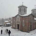 Прослављена слава светих 40 мученика севастијских у манастиру св. Луке у Бошњану