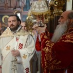 Света Архијерејска Литургија у Саборној цркву у Крстопоклону недељу
