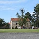 Свечано бденије у цркви светог Илије у Ражњу