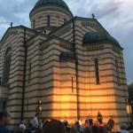 """Промоција књига """"ПОРЕКЛО"""" и """"ЗАВЕШТАЊЕ"""" и песничко вече у храму светог Ђорђа у Крушевцу"""