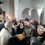 Прослављен свети Нектарије Егински у манастиру св. Луке у Бошњану