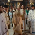 Владика Давид богослужио у Покровској цркви на Расини у Крушевцу