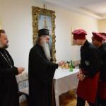 Епископ Давид примио ученике хемијско-техничке школе из Крушевца