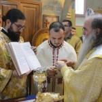 Света архијерејска Литургија и рукоположење у Варварину