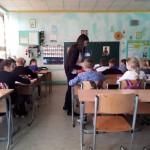 """Угледни час веронауке у Основној школи ,,Аца Алексић"""" у Александровцу"""