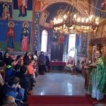 Празник Детинци свечано прослављен у парохији читлучкој у Читлуку код Крушевца