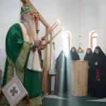 Света Архијерејска Литургија у манстиру Светог Пророка Илије у Великој Дренови