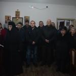 Света архиjерејска Литургија у манастиру Руденице