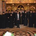 Одржане седнице Епархијског управног одбора и Епархијског савета Епархије крушевачке