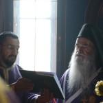 Света Литургија Пређеосвећених Дарова у Великој Дренови