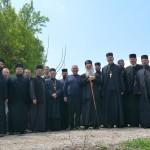Лазарева субота – Света Архијерејска Литургија у Обрежу (Врденовац)