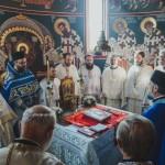 Прослављена Пресвета Богородица – Живоносни Источник у Покровској цркви на Расини