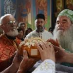 Литургијска радост у Малој Дренови код Трстеника поводом црквене славе