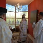 Владика Давид богослужио у Геронтолошком центру у Крушевцу